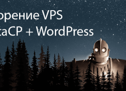 Настройка VestaCP для быстрой работы WordPress и не только